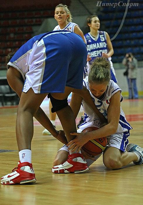 Баскетбол женщины чемпионат россии