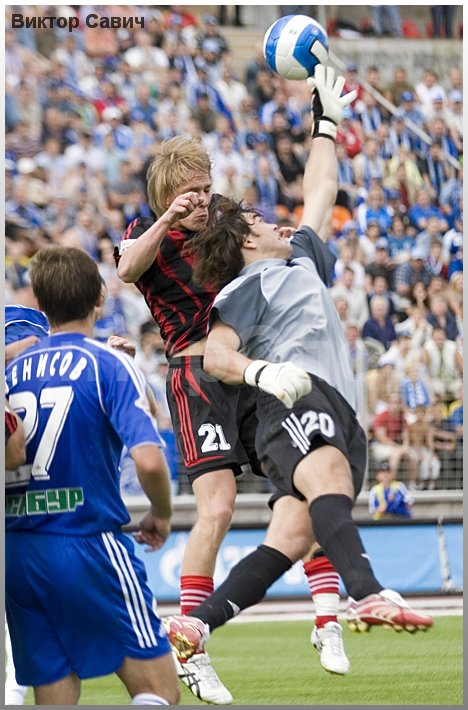 России по футболу зенит амкар 28 07 2007